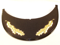 Continental Style Visor