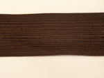 1 3/4 Brown Rayon Braid