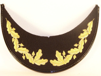 GB-22 Navy Gold Permagold Visor