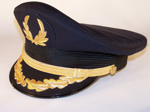 World Airline Captain Cap